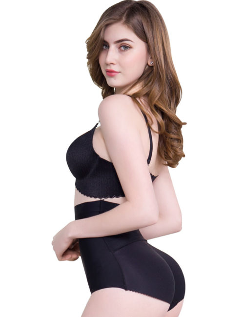 Everbellus Womens Butt Lifter Shapewear with Tummy Control Padded Panties Hip Enhancer 3
