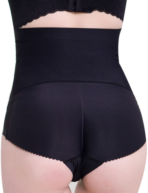 Everbellus Womens Butt Lifter Shapewear with Tummy Control Padded Panties Hip Enhancer 5