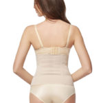 Everbellus Breathable Latex Corset Training Waist Cincher for Women W1