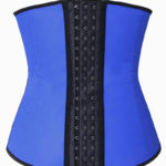Everbellus Latex Waist Trainer Corset Hourglass Body Shaper for Women B1