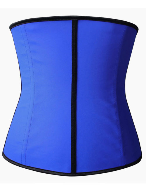 Everbellus Latex Waist Trainer Corset Hourglass Body Shaper for Women B2