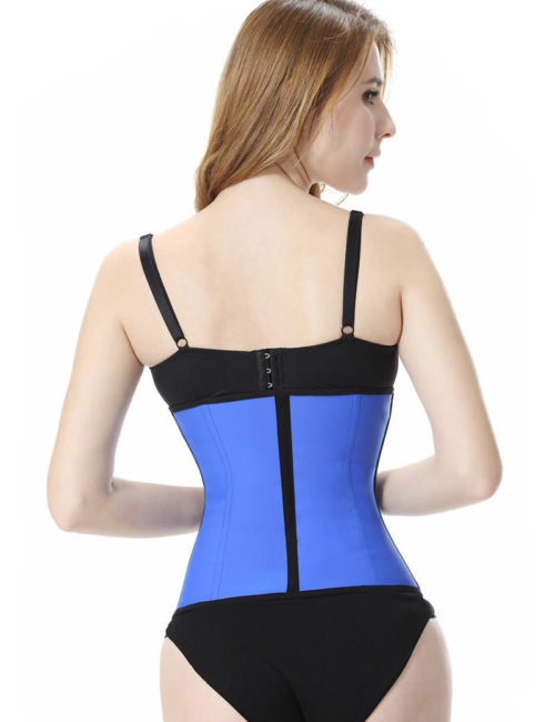 Everbellus Latex Waist Trainer Corset Hourglass Body Shaper for Women B3
