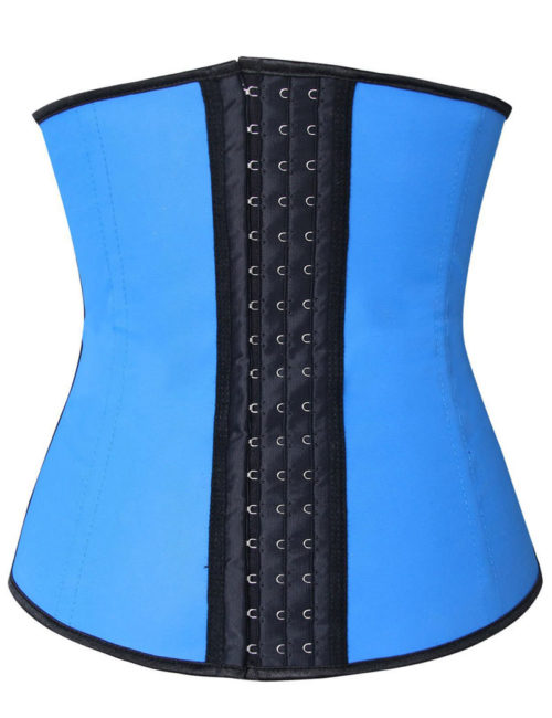Everbellus Latex Waist Trainer Corset Hourglass Body Shaper for Women BL4