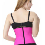 Everbellus Latex Waist Trainer Corset Hourglass Body Shaper for Women P1