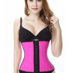Everbellus Latex Waist Trainer Corset Hourglass Body Shaper for Women P3 1