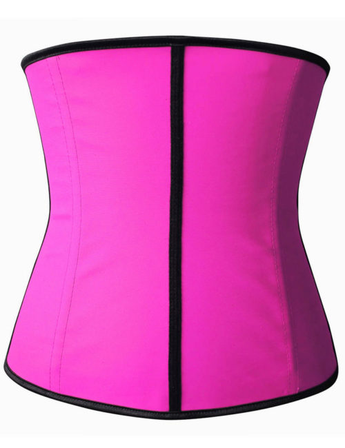 Everbellus Latex Waist Trainer Corset Hourglass Body Shaper for Women P4