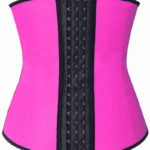 Everbellus Latex Waist Trainer Corset Hourglass Body Shaper for Women P5