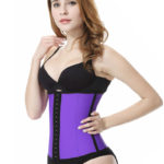 Everbellus Latex Waist Trainer Corset Hourglass Body Shaper for Women PP2