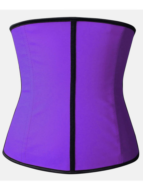 Everbellus Latex Waist Trainer Corset Hourglass Body Shaper for Women PP4