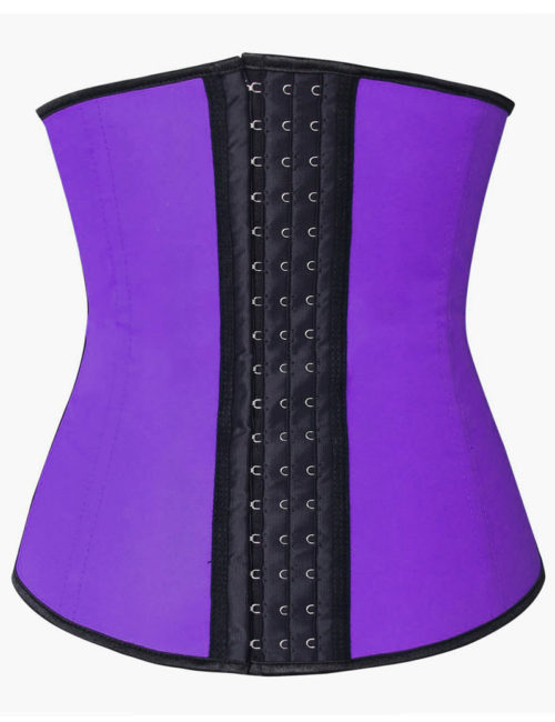 Everbellus Latex Waist Trainer Corset Hourglass Body Shaper for Women PP5