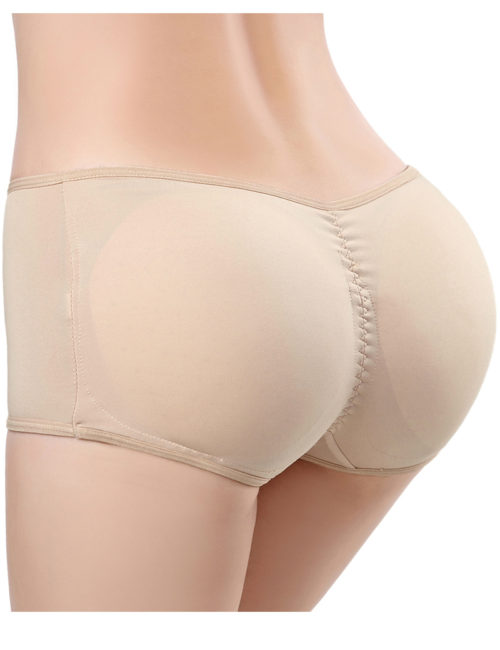 padded hips and buttock
